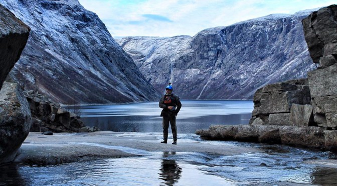 Media discovers sea kayaking